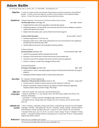 M A Experience On Resume 4 Interests Section On Resume Authorize Letter