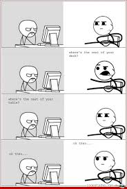 Funny Meme Comics - the 17 funniest cereal guy rage comics rage comics ragestache