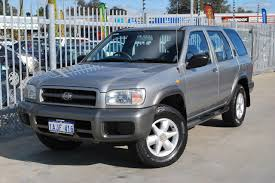 nissan australia 1999 nissan pathfinder st 4x4 v6 u2014 western australia u2013 autoscene