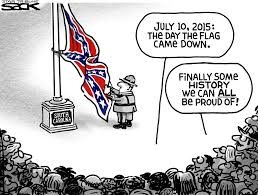 Flag 48 Stars Sack Cartoon Confederate Flag Startribune Com
