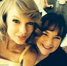 ina garten adorably recalls disastrous first date with taylor swift declares love for barefoot contessa s ina garten with
