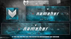 new youtube banner template download free revamp youtube