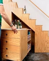 toilette sous escalier rangement sous escalier et idées d u0027aménagement alternatif