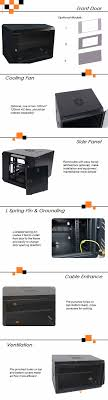 15u server rack cabinet china 19inch 4u 15u wall mount server rack mount chassis for nas