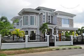 Strikingly Philippine House Design Residential Philippines Simple