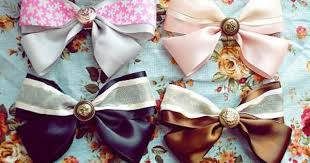 different types of hair bows different hair bow styles hair styles