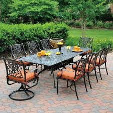 grand tuscany dining tuscan style patio furniture home site