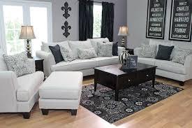 Sofa Less Living Room Mor Furniture For Less The Rachael Omega Living Room In Mist