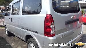 cadillac minivan 2016 2013 chevrolet n300 pasajeros 2013 al 2014 video youtube