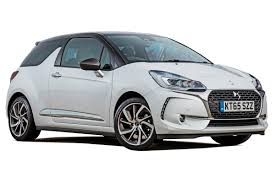 citroen logo 2017 citroën ds3 hatchback carbuyer