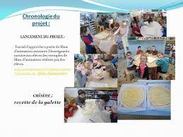 projet d animation cuisine classe ms gs maternelle début janvier 2016 fin du projet 1 er