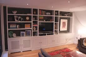 Built In Bookshelves Around Tv by 22 Popular Built In Bookcases With Tv Yvotube Com