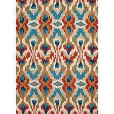 Bright Colored Rugs Jaipur Chapan Rug From Brio Collection Br43 Peace Love U0026 Decorating