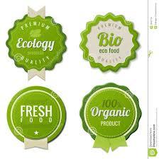 label design templates png eco vintage labels bio template set stock vector illustration of