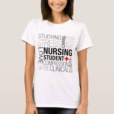nursing shirts nursing it s like a bike into hell t shirt zazzle