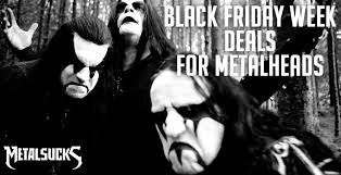 amazon black friday deals week 201 black friday week deals for metalheads metalsucks