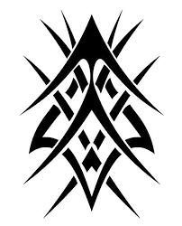 the 25 best simple tribal tattoos ideas on pinterest dragon