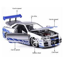 nissan gtr model car compare prices on nissan gtr toy car online shopping buy low