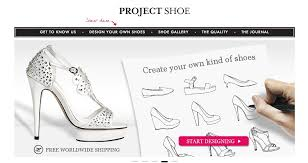 design your shoes startup project shoe targets the west with custom shoes