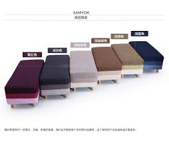 sofa bench washable 1 meter or 1 5 meter cotton and line for