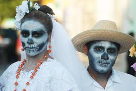 halloween in mexico city 72 hours in mexico celebrations and spectres at the day of the
