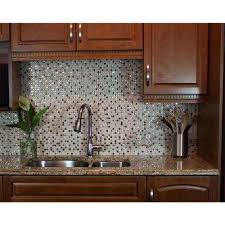 pictures of backsplashes in kitchens tile backsplashes tile the home depot
