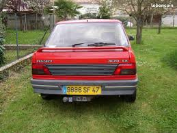 used peugeot 309 of 1991 176 000 km at 3 000 u20ac
