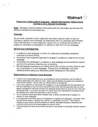 Business Letter Response by Walmart U0027s Response Plan For Its Labor Strikes Business Insider