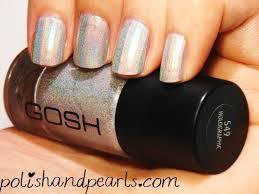 gosh holographic nail polish amazon nail polish tricks