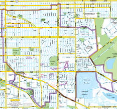 Map Of Denver Colorado by Denver East Side Map