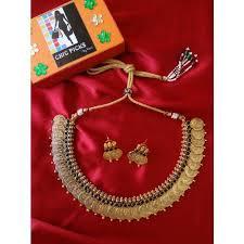 Buy Kasu Mala Lakshmi Ji 48 Best Indian Traditional Jewellery To Buy Online Images On