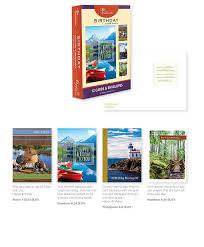 amazon com 12pk boxed birthday cards bulk with kjv scripture