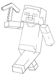 minecraft mutant zombie coloring pages coloring