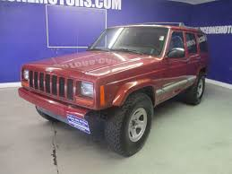 mail jeep 4x4 1999 used jeep cherokee 4x4 low miles at choice one motors serving