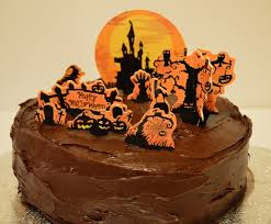 Chocolate Swirl Cake Decoration Gluten And Dairy Free Halloween Marble Cake U2013 Free From Favourites