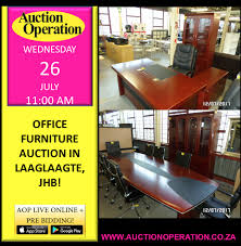 HUGE QUANTITY OF OFFICE FURNITURE ON AUCTION Other Gumtree - Office furniture auction