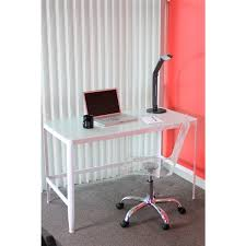 Drafting Computer Desk White Retro Office Desk Drafting Table Free Shipping Today