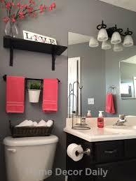 Bathroom Interior Ideas Kitchen And Bath Decor Best 25 Red Bathroom Decor Ideas On
