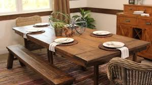 Rustic Farmhouse Dining Room Knock It Off The Live Well Network - Farmhouse dining room