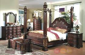 king poster bedroom set king poster canopy bed marble top 5 piece bedroom set canopy