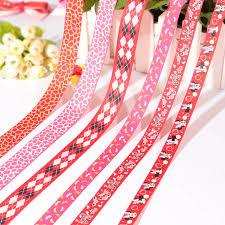 patterned ribbon grosgrain ribbon pattern grosgrain ribbon pattern suppliers and