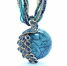 best gifts for women zonman pretty jewelry retro bohemia style pendant
