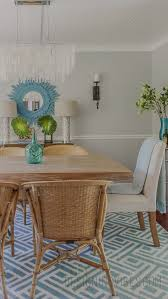 creating a kid friendly dining room kid friendly home decor modern rattan chairs in dining room coastal