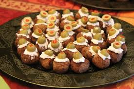 Eyeball Appetizers For Halloween by Halloween Party Food Mydinnertoday