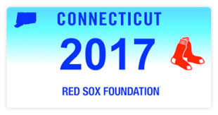 Ct Vanity License Plate Lookup Charity License Plates Red Sox Foundation