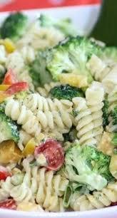macaroni salad with three cheese ranch dressing recipe fabulous