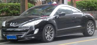 peugeot rcz black file peugeot rcz china 2012 04 21 jpg wikimedia commons