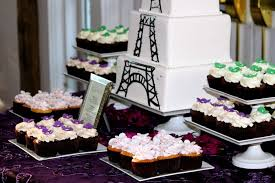 eiffel tower cake stand eric s wedding at riverdale manor the couture cakery