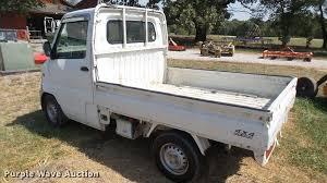mitsubishi truck 2000 2000 mitsubishi minicab truck item eb9017 sold october
