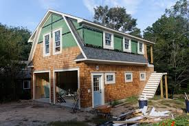 Gambrel Roof Garages by Garage Accessory Apartment Progress Tfgs